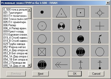 Условные обозначения для схем autocad